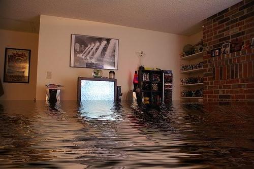 затопление квартиры сверху
